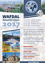 WAFDAL Event 2017